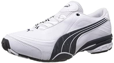 Puma Men's Tazon II White Sport Running Shoes - 6 UK/India (39 EU)