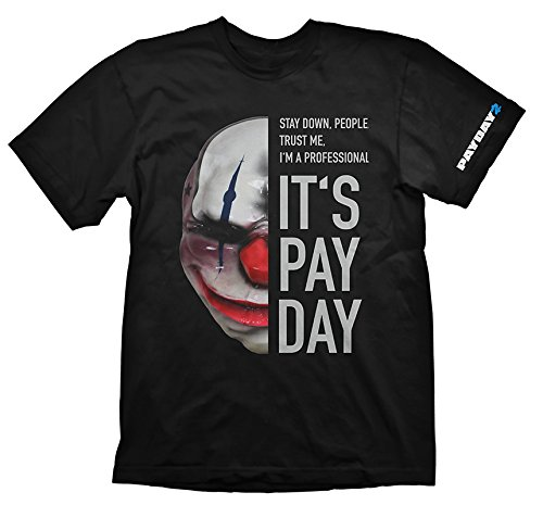 payday-2-t-shirt-chains-mask-size-xl-gaya-entertainment