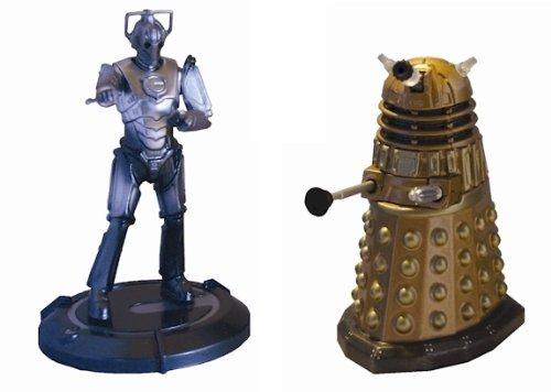 Dalek und Cybermen Mini Diecast-Pack (Toys Metal Sonic Sonic Von)