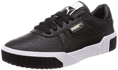 Puma Damen Cali WN's Sneaker, Schwarz (Puma Black-Puma White), 42 EU