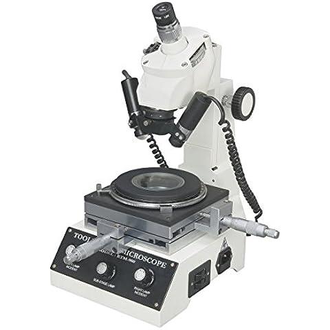 Radical carpintería y ángulo de medición con 10um menos con medición microscopio