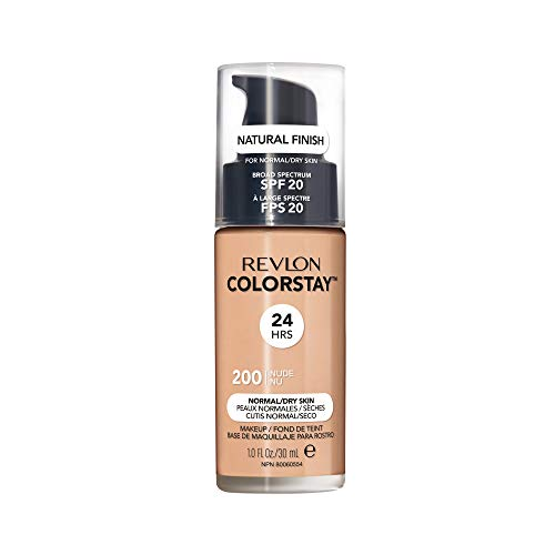 Revlon ColorStay Base Maquillaje Piel Mixta/Grasa