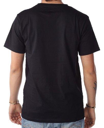 LIGHT Herren T-Shirt Palm Black