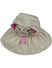 Ouneed® 1-4 ans Enfant Pliable Chapeau de Soleil