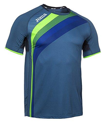 Joma Elite V Shirt, Unisex marineblau