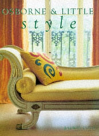 OSBORNE & LITTLE STYLE: Stylish Interiors por Jackie Cole