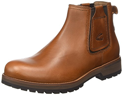 Camel Active Manchester 15, Bottes Chelsea Homme Marron (Scotch)