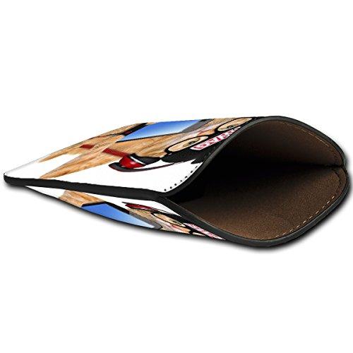 Sleeve Style Handy Tasche Case Schutz Hülle Schale Motiv Etui für Apple iPhone 6 / 6S - Sleeve UBS19 Design11 Design 4