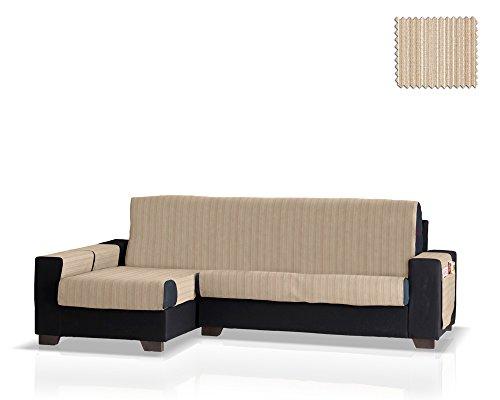 Jm textil salvadivano per chaise longue rino, bracciolo sinistro, dimensione standard (243 cm.), colore 01 (vari colori disponibili)
