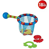 Nuby Splash N' Catch Fishing Set Bath Toy, Multi - ukpricecomparsion.eu