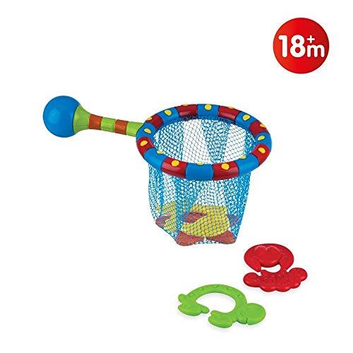 Nuby Splash N' Catch Fishing Set Bath Toy, Multi