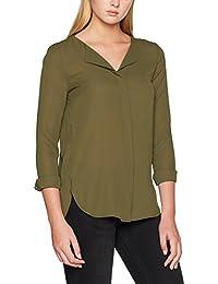 Vila Damen Bluse Vilucy L/S Shirt-Noos