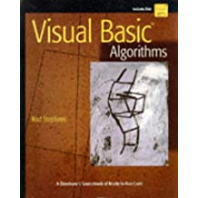Visual Basic Algorithms: A Developer's Sourcebook of Ready-to-run Code