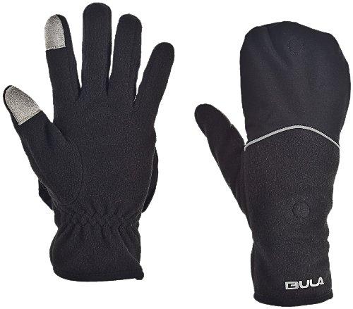 Bula Herren Cabrio Handschuh der, Herren, schwarz