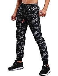 Uskincare Homme Pantalon de Sport à Séchage Rapide Pants