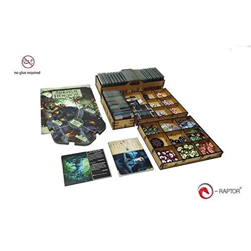 E-Raptor Insert Arkham Horror 3rd Edition - Organizer