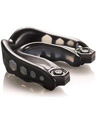 Protège-dents, Goodsmiley Gum Shield Protège-dents bouillir et Bite avec housse de transport pour sports de contact, arts martiaux, karaté, rugby, MMA, boxe, hockey, football, basket-ball