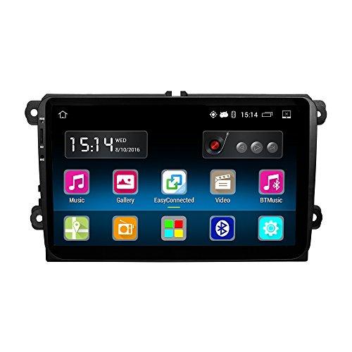 Ezonetronics Android 5.1.1estéreo 9Inch Pantalla Táctil Capacitiva Navegación GPS 1G DDR3+ 16G...