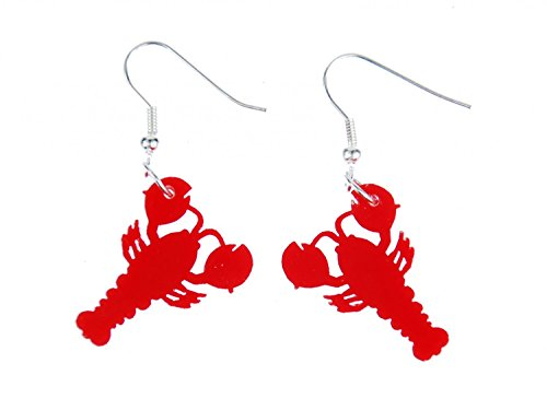 hummer-acrylic-lasered-earrings-miniblings-lobster-acrylic-lc-red