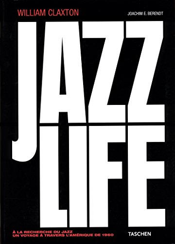Jazzlife : A la recherche du jazz, un voyage à travers l'Amerique de 1960, Edition trilingue français-anglais-allemand (1CD audio)