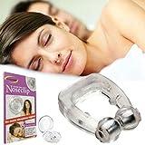 Silicone Magnetic Anti Snore Stop Snoring Nose Clip Plateau De Sommeil Aide Au Sommeil Apnée Garde Nuit Dispositif