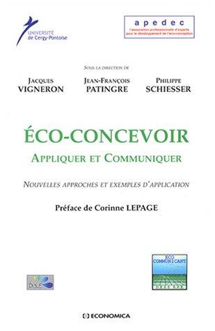 Eco-concevoir : Appliquer et communiquer