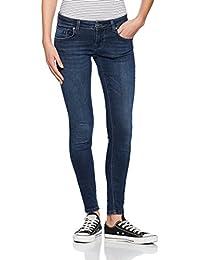 Only Onldylan Low Sk Pushup Dnm Rea1458 Noos, Jeans Femme