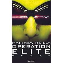 Operation Elite: Roman (Ein Scarecrow-Thriller, Band 3)