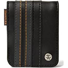 Crumpler The Le Royale - Funda de piel para Apple iPod Nano 4G, color negro