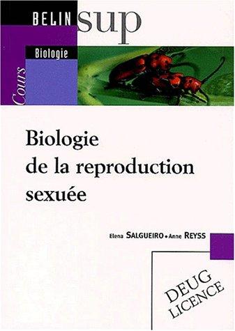 Biologie de la reproduction sexuée