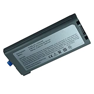 Amsahr ToughBook 31-02 9 Cell 7800mAh Replacement Battery for Panasonic ToughBook 31, CF-30, CF-53, CF-VZSU46