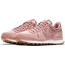 Nike - Zapatillas de Material Sintético para mujer rosa Rosa, color rosa, talla 42