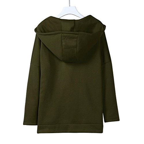 HKFV - Canottiera -  donna Green S