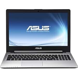 """ASUS S56CM-XO289H Ordinateur Portable 15.6 """" NVIDIA GeForce GT 635M Windows 8 Noir, Argent"""