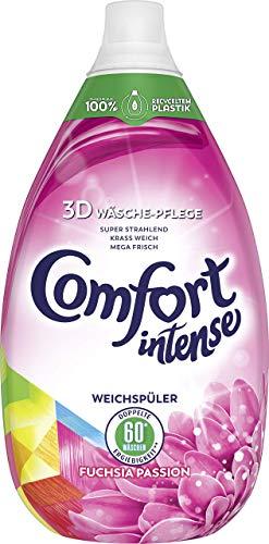 Comfort Intense Weichspüler Fuchsia Passion, 120 WL, 2er Pack (2 x 900 ml) -