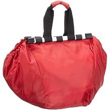 Reisenthel Easyshoppingbag - Bolsa de la compra reutilizable, diseño de puntos, color marrón