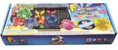 Official Rainbow Loom Finger Loom Party Pack (Rainbow Finger Loom)