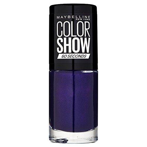 Maybelline Color Show Nail Polish Marinho 103