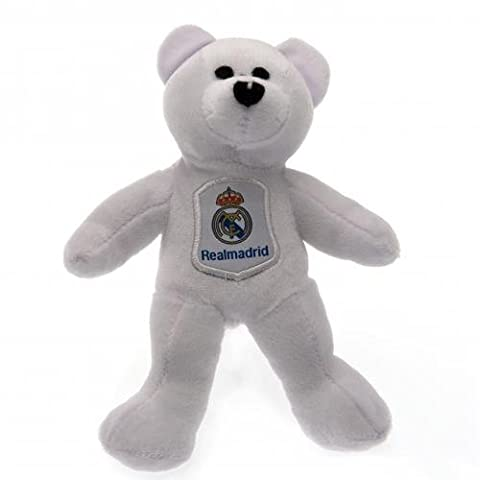 Real Madrid F.C. Mini Bear SB- plush bear- soft to