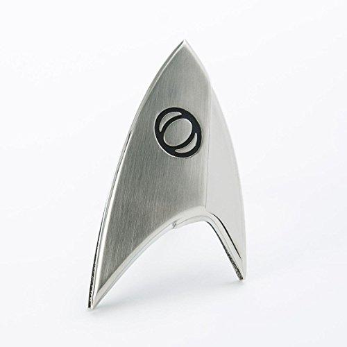 Quantum Mechanix Abysse Corp_BIJQMX002 - Insignia de Star Trek-Insignia: Ciencias, Multicolor 2