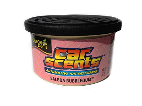 California Scents Car Scents Autoduft Duftdose - BALBOA BUBBLEGUM