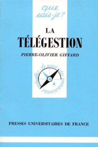 La télégestion