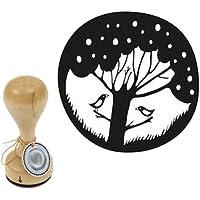 Rico Design Timbro in legno albero con