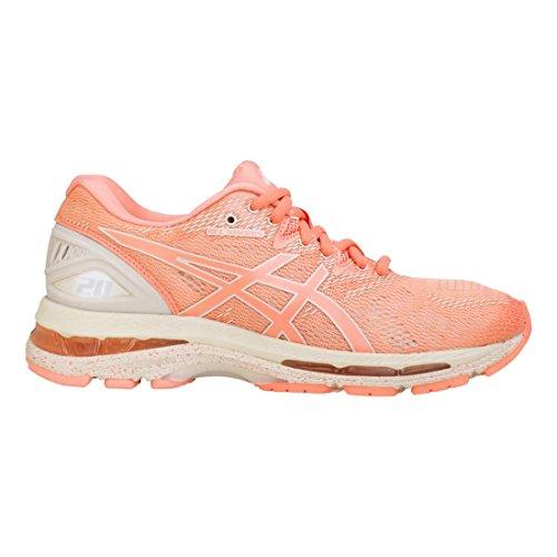 Asics Frauen Gel-Nimbus® 20 SP Schuhe, 43.5 EU, Cherry/Coffee/Blossom