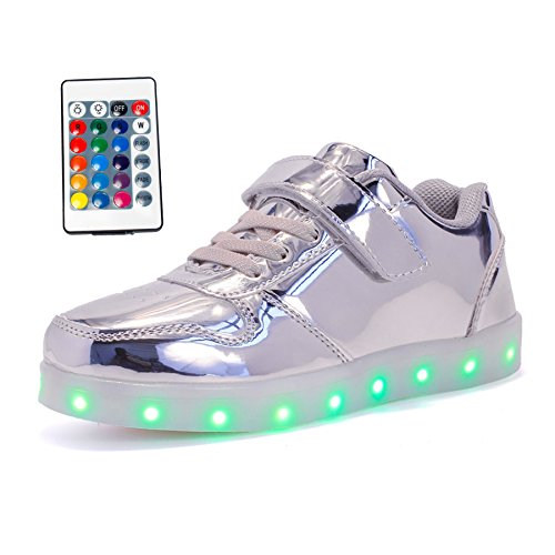 ZuverläSsig Kinder Usb Unisex Jungen Mädchen Led Licht Schuhe Sportswear Sneaker Leucht Schuhe Herausragende Eigenschaften Mutter & Kinder