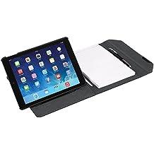 Fellowes Deluxe - Funda con carcasa multifunción para iPad Air/2