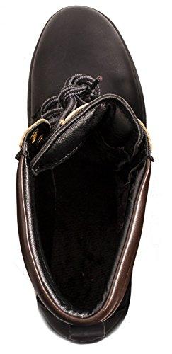 Elara - Stivali da Neve Donna Nero