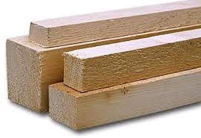 Rahmenholz Fichte saegerau 60 x 60mm 2000mm 6,99€/Lfm Latten Kantholz von TUGA - Holztech - Du und dein Garten