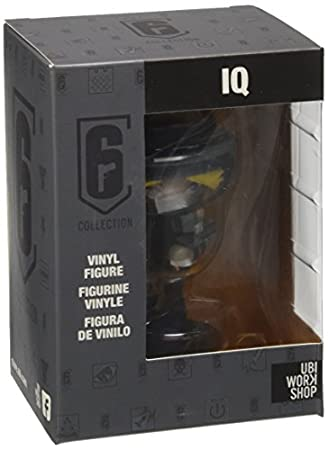 Ubisoft - Six Collection Merch IQ Chibi Figurine