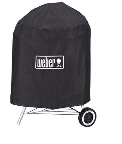 Weber 207301 Abdeckhaube Premium für BBQ 47cm